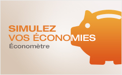l'econometre, mesurez vos conomies