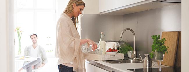 Découvrez le chauffe-eau thermodynamique.